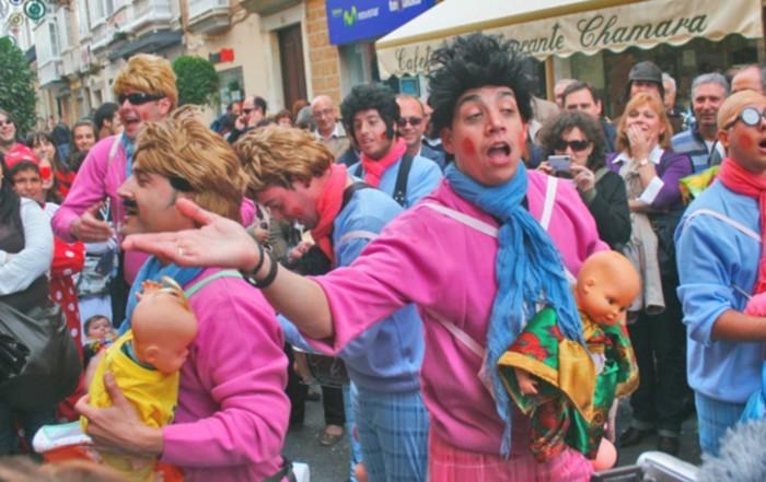 carnavales y fiestas de España